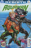 Cover for Aquaman (DC, 2016 series) #2 [Walker / Hennessy Cover]