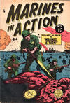 Cover for Marines in Action (Horwitz, 1953 series) #7