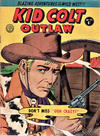 Cover for Kid Colt Outlaw (Horwitz, 1952 ? series) #93