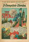 Cover for The Spirit (Register and Tribune Syndicate, 1940 series) #5/16/1943 [Montreal Standard Edition]