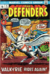 Cover for The Defenders (Marvel, 1972 series) #4 [British]