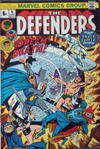 Cover for The Defenders (Marvel, 1972 series) #6 [British]