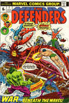 Cover for The Defenders (Marvel, 1972 series) #7 [British]