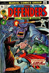 Cover Thumbnail for The Defenders (1972 series) #11 [British Price Variant]