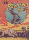 Cover for The Phantom (Feature Productions, 1949 series) #37