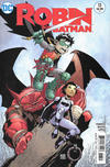 Cover for Robin: Son of Batman (DC, 2015 series) #13 [Direct Sales]