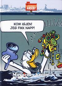 Cover Thumbnail for Carl Barks' Andeby (Hjemmet / Egmont, 2013 series) #[15] - Mayaenes krone - og andre historier fra 1963