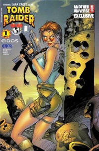 Cover Thumbnail for Tomb Raider: The Series (Image, 1999 series) #1 [Another Universe Variant]