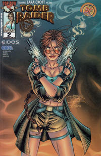 Cover Thumbnail for Tomb Raider: The Series (Image, 1999 series) #2 [Dynamic Forces Exclusive Gold Foil Cover]