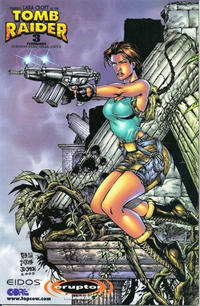 Cover Thumbnail for Tomb Raider: The Series (Image, 1999 series) #3 [Monster Mart Variant]