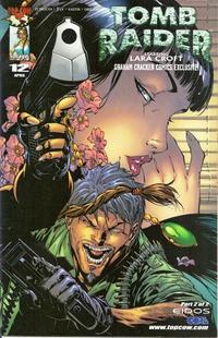 Cover Thumbnail for Tomb Raider: The Series (Image, 1999 series) #12 [Graham Cracker Regular Variant]