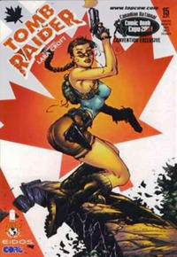 Cover Thumbnail for Tomb Raider: The Series (Image, 1999 series) #15 [Canadian National Comic Expo Variant]