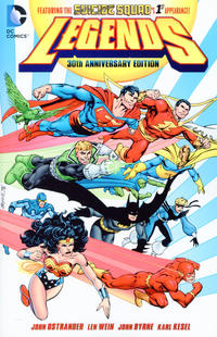 Cover Thumbnail for Legends 30th Anniversary Edition (DC, 2016 series)