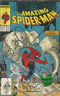 Cover Thumbnail for The Amazing Spider-Man (Atlas Publishing Company, 1988 ? series) #4