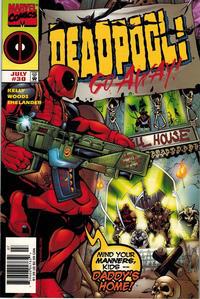 Cover Thumbnail for Deadpool (Marvel, 1997 series) #30 [Newsstand]