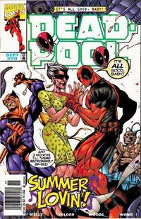 Cover Thumbnail for Deadpool (Marvel, 1997 series) #20 [Newsstand]