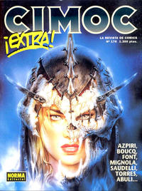 Cover for Cimoc (NORMA Editorial, 1981 series) #176