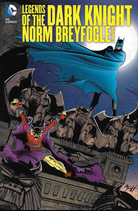 Cover Thumbnail for Legends of the Dark Knight: Norm Breyfogle (DC, 2015 series) #1