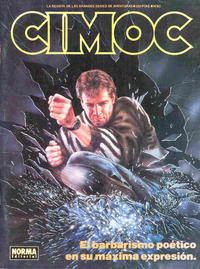 Cover Thumbnail for Cimoc (NORMA Editorial, 1981 series) #92