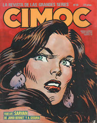 Cover Thumbnail for Cimoc (NORMA Editorial, 1981 series) #30