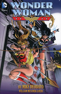 Cover Thumbnail for Wonder Woman by Mike Deodato (DC, 2016 series)