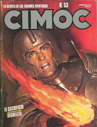 Cover Thumbnail for Cimoc (NORMA Editorial, 1981 series) #53