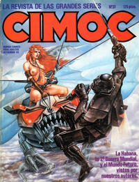 Cover Thumbnail for Cimoc (NORMA Editorial, 1981 series) #31