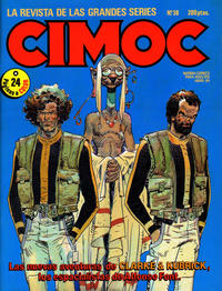 Cover Thumbnail for Cimoc (NORMA Editorial, 1981 series) #38