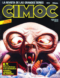 Cover Thumbnail for Cimoc (NORMA Editorial, 1981 series) #41