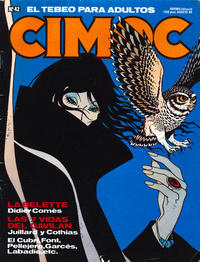 Cover Thumbnail for Cimoc (NORMA Editorial, 1981 series) #42