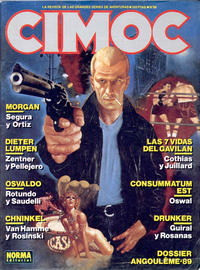 Cover Thumbnail for Cimoc (NORMA Editorial, 1981 series) #96