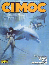 Cover Thumbnail for Cimoc (NORMA Editorial, 1981 series) #113