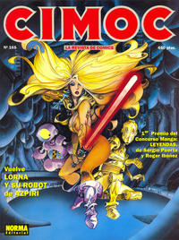 Cover for Cimoc (NORMA Editorial, 1981 series) #165