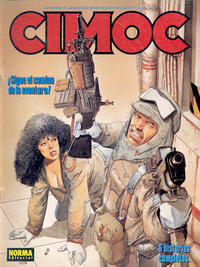 Cover Thumbnail for Cimoc (NORMA Editorial, 1981 series) #126