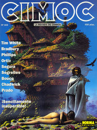 Cover Thumbnail for Cimoc (NORMA Editorial, 1981 series) #163