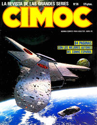 Cover Thumbnail for Cimoc (NORMA Editorial, 1981 series) #26