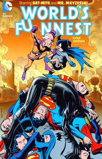 Cover Thumbnail for World's Funnest (DC, 2016 series)