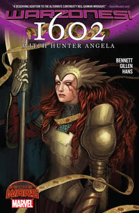 Cover Thumbnail for 1602: Witch Hunter Angela (Marvel, 2016 series)