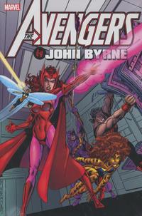Cover Thumbnail for Avengers by John Byrne Omnibus (Marvel, 2016 series)