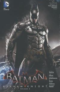 Cover Thumbnail for Batman: Arkham Knight (DC, 2015 series) #3