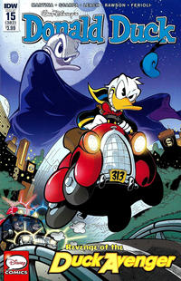 Cover Thumbnail for Donald Duck (IDW, 2015 series) #15 / 382