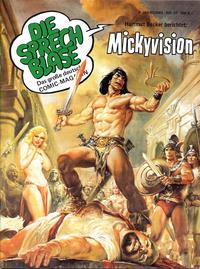 Cover Thumbnail for Die Sprechblase (Norbert Hethke Verlag, 1978 series) #57