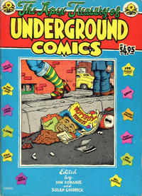 Cover Thumbnail for The Apex Treasury of Underground Comics (Apex Novelties, 1974 series)