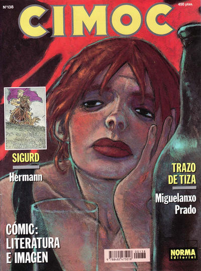 Cover for Cimoc (NORMA Editorial, 1981 series) #138
