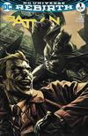 Cover for Batman (DC, 2016 series) #1 [New England Comics Exclusive Lee Bermejo Variant]