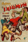 Cover for Captain Triumph Comics (K. G. Murray, 1947 series) #6