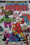 Cover for The Defenders (Marvel, 1972 series) #9 [British]
