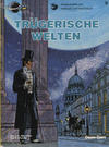 Cover for Valerian und Veronique (Carlsen Comics [DE], 1978 series) #9 - Trügerische Welten [2. Aufl. 1984]