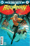 Cover for Aquaman (DC, 2016 series) #2 [Joshua Middleton Cover]