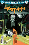 Cover for Batman (DC, 2016 series) #2 [Tim Sale Cover]